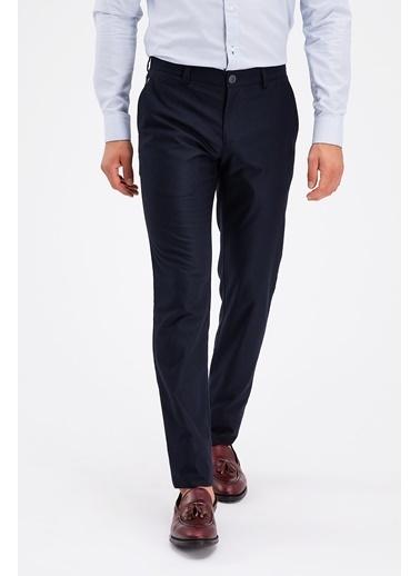 Avva Slim Fit Pantolon Lacivert